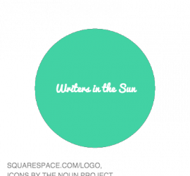 Writers in the Sun-logo