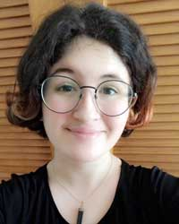 Copy Editor, Fiction Amara Keizer-Quintanilla, Reader, and Art Screener