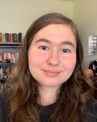 Samantha Sawyer, Script Editor, Art Screener, Fiction Reader, and Copy Editor